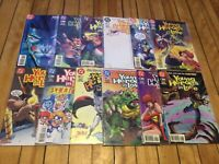 Young Heroes in Love DC Comics (12 Issue lot) 2-10,12,14,15 VF/NM