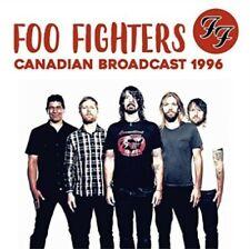 Foo Fighters - Canadian Broadcast 1996 VINYL LP LVY517