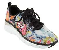 Skechers Tropical Print Sneaker Wedges - Spring Essential $69.5 TINI {&}
