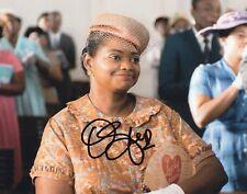 Octavia Spencer signed The Help Movie 8x10 Photo w/COA Minny Jackson #2