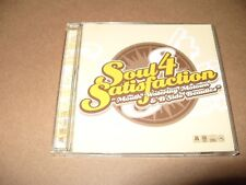 Soul Satisfaction Vol.4 (Mouth Watering Motown & B-Side Blues,cd Ex Condition
