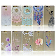 Handy Hülle Schutzhülle Für Huawei P8 P9 Lite P9 Plus Soft TPU Phone Case Cover