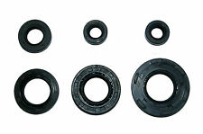 Suzuki TS125ER N/T/X engine oil seal set (1979-1981) - new - fast despatch