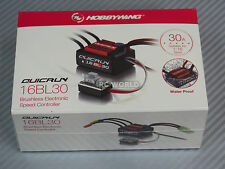 Hobby Wing Quicrun BRUSHLESS ESC Water Proof 30amp For RC 1/16 1/18