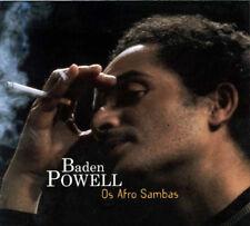 Baden Powell – Os Afro Sambas - CD digipak