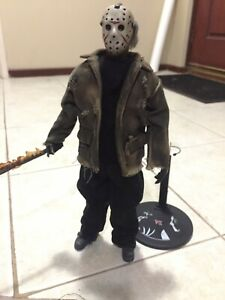 Sideshow Collectibles Freddy VS. Jason: Jason Voorhees 1/6 Scale (LOOSE) 2003