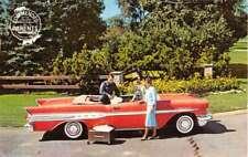 Duraclean Early Auto Car Advertisement Antique Postcard K78720