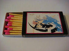 Matches Matchbook ~^~ STRINGS Casual Contemporary Cuisine ~ Denver, CO ** CLOSED