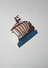 Pin's bateau / Drakkar viking - la galère des rois (restaurant)