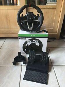 Volant Racing Wheels Hori XboxOne