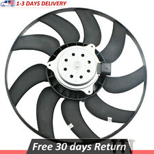 Radiator Cooling Fan Assembly 8K0959455G Driver Left For Audi A4 A5 Q5 Quattro