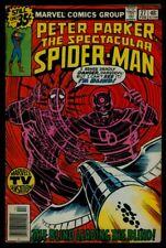 Marvel Peter Parker Spectacular SPIDER-MAN #27 Frank Miller Daredevil FN+ 6.5