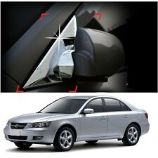 A Pillar Cover Garnish Chrome Molding Set B402 for Hyundai Sonata/i45 2006-2008