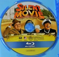 Silent Movie (1976) (Blu-ray, 2009) Mel Brooks *DISC ONLY!, NO CASE!*