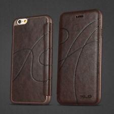 Wallet Tasche KALAIDENG KLD Oscar II Series Etui Coffee für Apple iPhone 6 6S