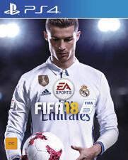 FIFA 18 PlayStation 4 Game