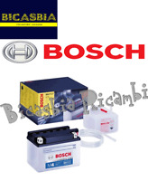 10880 - BATERÍA BOSCH YB4L-B 12V 4AH Yamaha DT R - 50 cc - años: 2006 - 2010