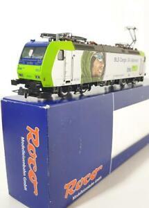 Roco 62498 Ho - Schweizer BLS Cargo Livree Klasse Re 485 Quad Elektrisch Loco