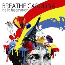 Breathe Carolina - Hello Fascination [New CD]