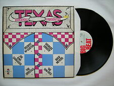 Texas Dance Hall Favourites, 15 Tracks, ACE Records WIK-13 Ex Condition Vinyl LP