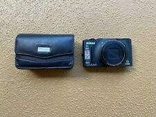 Nikon COOLPIX S8100 12.1MP Digital Camera - Blackw/ Case and Charger