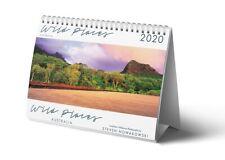 2020 Wild Places of Australia Desktop Calendar - STEVEN NOWAKOWSKI