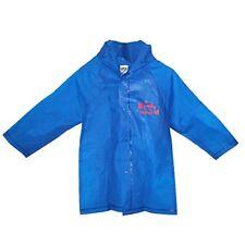 Disney Mickey Mouse & Friend Kid Movie Character Rain Hood Raincoat Jacket 5-6Yr
