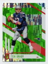 2017 Unparalleled #1 TOM BRADY WIND CHIMES PARALLEL SP New England Patriots