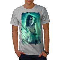 1f8566d6 Wellcoda Sexy Stylish Girl Mens T-shirt, Sexy Graphic Design Printed Tee