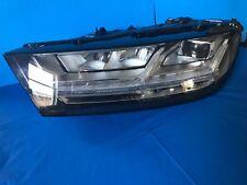 2016-2018 Audi Q7 Full Led Left Side Headlight Oem 4M0 941 033B New Other.(Fits: Audi)