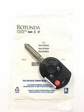 New OEM 3 Button replacement Uncut remote head key for Ford