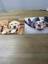 Set Of 2 Dog Photos Calendars Projects Pictures