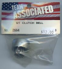 # 2664  VINTAGE ASSOCIATED RC250 / RC300  12T CLUTCH BELL