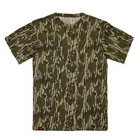 Mossy Oak Cotton Mill Short Sleeve Cotton Camo Tee