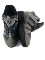 Rugged Exposure Pacific Hiker Women's Size 6.5 Gray/Blue Hiking Boots