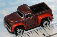 MICRO MACHINES FORD 1956 F-100 Pickup AWESOME RARE LOOSE #3