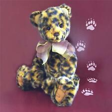 CHUTNEY - Plush Charlie Bear by Bear Artist Isabelle Lee - New with Tags