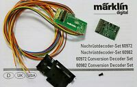 Märklin 60972 Digital Locomotive Decoder mLD3, 4 aux, mFX & DCC Fast US Shipping