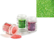 STARGAZER NEON UV GREEN GLITTER SHAKER FACE BODY HAIR NAILS