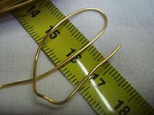 fil en laiton recuit de diamètre 0,8 mm (lot de 5 mètres) malléable, souple