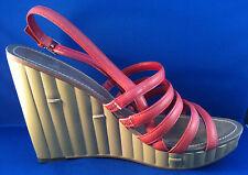 Linea Paolo Women's Platform Wedge Sandal - NIB Size 12