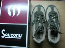 SAUCONY WOMEN'S SHOES-GREEN, Size 7