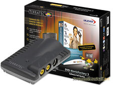 Terratec Grabster AV200 DVD Movie Factory Burn CDs and DVDs Analogue Video to PC