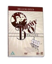 Bugsy Malone - Sing-Along Edition (DVD, 2007) NEW & SEALED