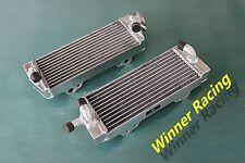 Aluminum alloy radiator Fit KTM 125/200/250/300 SX/EXC/MXC/XC-W 1998-2007 32mm