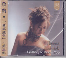 Jheena Lodwick Getting To Know You 24bit/96kHz Mastering Audiophile HDCD CD New