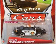 DISNEY PIXAR CARS 2013  PISTON CUP MARLON CLUTCHES McKAY