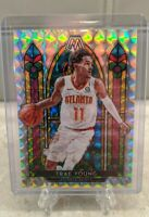 2019-20 NBA Panini Mystery Packs (LIMITED RUN! – 50) Trae Young Stained Glass!