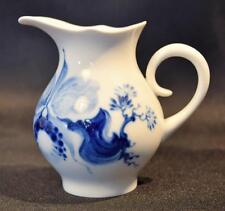 Meissen~Porcelain Jug~Creamer~Water~Milk~Blue Orchid~#824001~Unused~German~Rare~