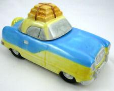 Nash Metropolitan Coupe Auto Ceramic 2 Piece Container Sugar Fitz Floyd Oci 1993